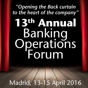 Banking Ops Forum