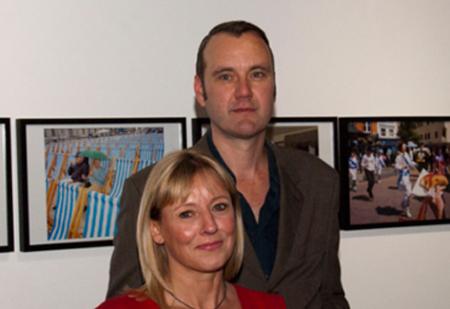 The Curators, Sharon Price and Peter Dench