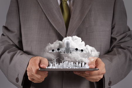 Cloud is changing the financial sector business model