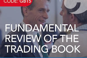 Fundamental Review of the Trading Book | FRTB, CVA, Market Risk Conference
