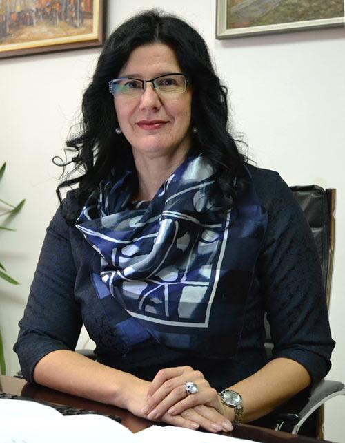 Mrs. Gordana Baltovska