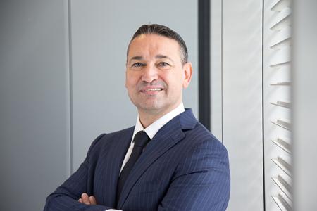Steven Box, International CEO, Bibby Financial Services.
