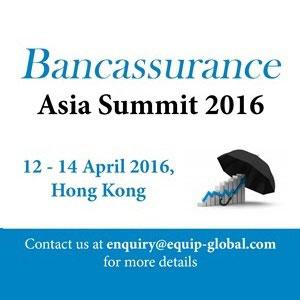 Bancassurance Asia Summit 2016