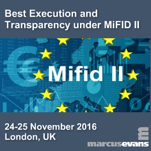 Best Execution and Transparency under MiFID II