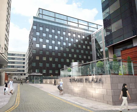 GROWING NUMBERS OF YOUNG PROFESSIONALS DEMAND LUXURY CITY-CENTRE LIVING IN LIVERPOOL