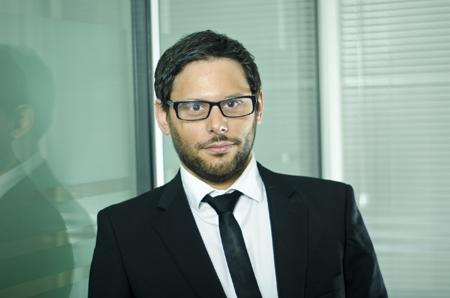 Nicholas Hallam, Accordance CEO