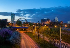 UNLOCKING MANCHESTER'S PROPERTY POTENTIAL - TREND TOWARDS CONVERSIONS FOR CITY LIVING .