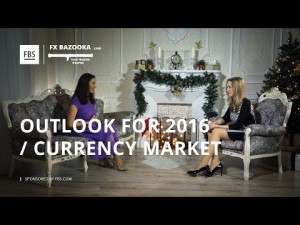 Forex market outlook for 2016