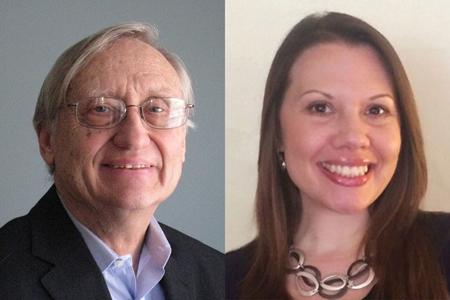 Jim Poage and Jennifer Poage