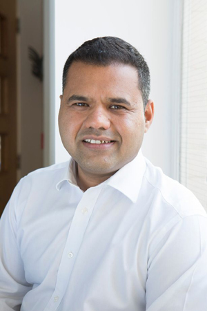 Rajesh Agrawal, Founder and CEO of Xendpay