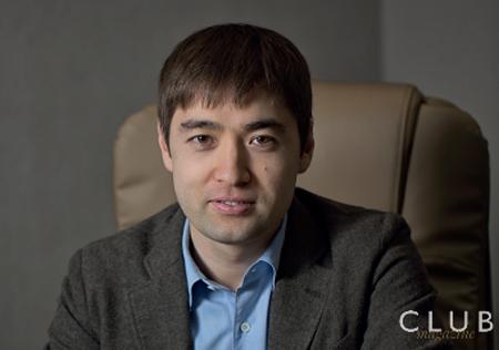 Anuar Utemuratov, Founder, Chairman of the Board
