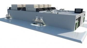 ICTroom's Integrated Modular Datacenter