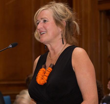 Lesley Batchelor OBE Institute of Export