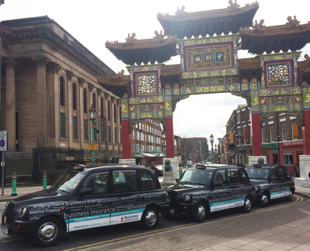 Taxis-china-town