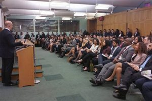 GENERATION SUCCESS HOLDS SOLD-OUT LAW EVENT AT PARLIAMENT