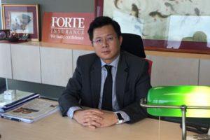Charles Cheo CEO