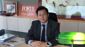 Charles Cheo CEO