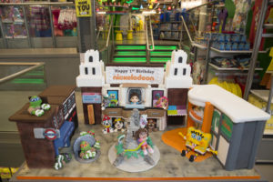 THE NICKELODEON STORE LEICESTER SQUARE TURNS ONE 1