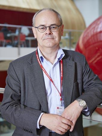 Prof Alexander Pepper