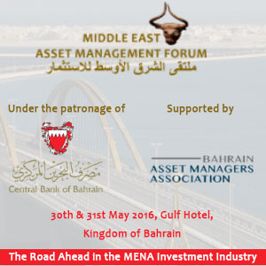 The Road Ahead in the MENA Investment Industry