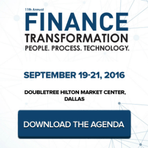 11th Finance Transformation Forum