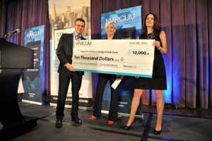 HELP FOR CHILDREN CHARITY BENEFICIARY AT 2016 MARCUM MICROCAP CONFERENCE