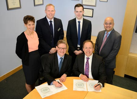 NORTHUMBRIA UNIVERSITY NEWCASTLE BUSINESS SCHOOL PARTNERS WITH THE CHARTERED INSTITUTE FOR SECURITIES & INVESTMENT