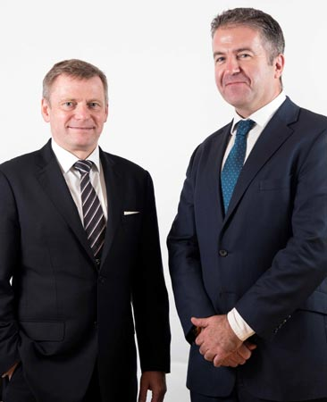 Uwe Krueger & Dominic Harvey
