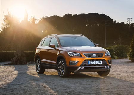 NEW ATECA SUV DELIVERS BEST EVER RESIDUAL VALUES FOR A SEAT ACCORDING TO CAP