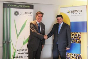 MILLTRUST APPOINTS SEDCO CAPITAL FOR ITS MENA UCITS FUND MANDATE