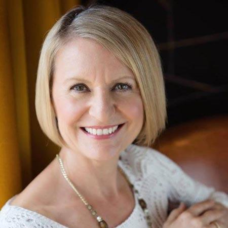 Leigh Ashton - co founder of Sasudi