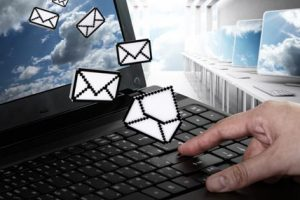 WHY DO I NEVER RECEIVE SECURE EMAIL FROM MY FINANCIAL INSTITUTION?