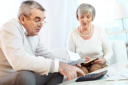 COST OF LIVING SQUEEZE HITS OVER-60S