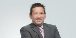 Philip Chiu, Head of Global Corporate Divison, Zurich Insurance (Hong Kong)