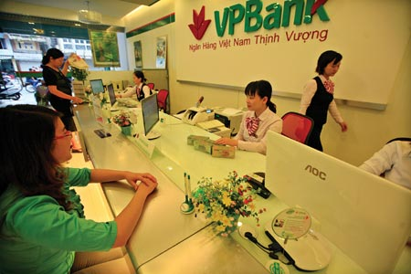 Gifts with value up to VND 1 million with VPBank Online