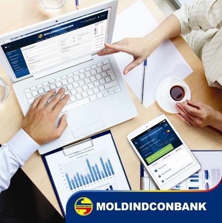 MOLDINDCONBANK— INNOVATOR IN MOLDOVA'S BANKING SYSTEM