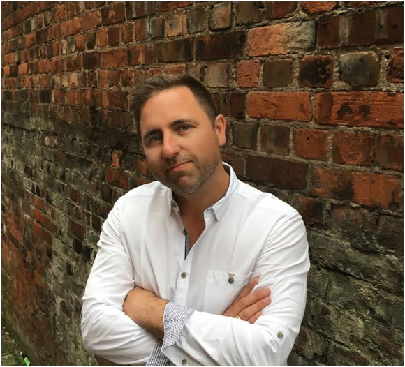 Graham Simmonds, Gilla Chairman & CEO