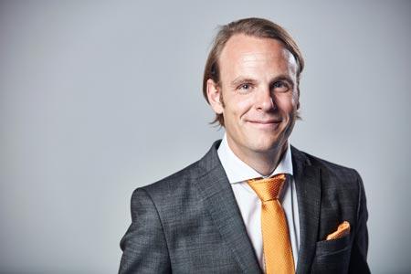 Magnus Henriksson, Global Business Director, PayNode