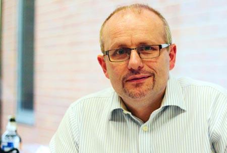 Tony Gilbertson CEO