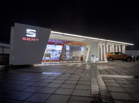 SEAT Lakeside Experience Centre