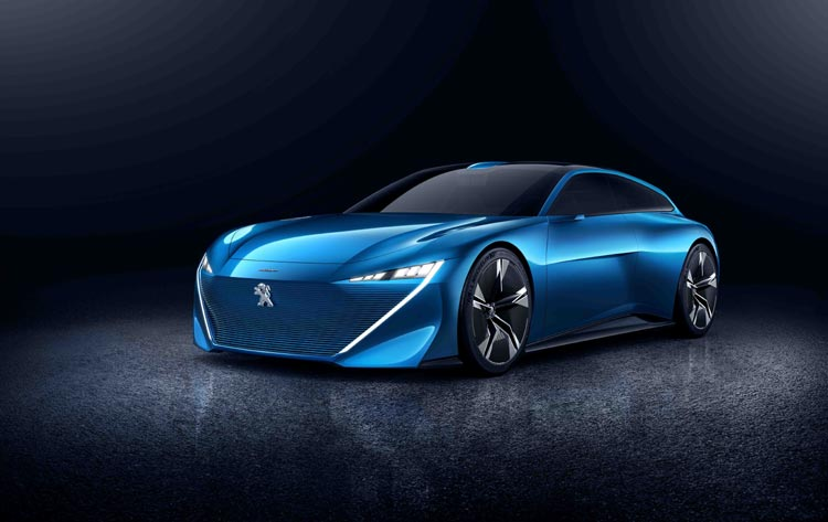 PEUGEOT INSTINCT CONCEPT HINTS AT AUTONOMOUS FUTURE-2