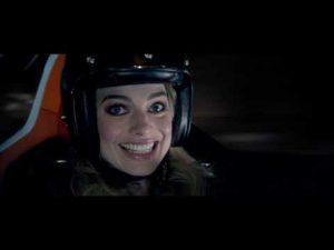Margot Robbie: new Nissan Electric Vehicle ambassador