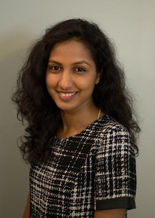 Pramitha Krishnamurthy Prakash, Manager, Innovation Intelligence at CPA Global