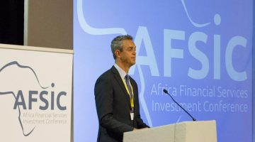 BRINGING TOGETHER INVESTORS RUPERT MCCAMMON, FOUNDER AND MANAGING DIRECTOR OF THE AFRICA FINANCIAL SERVICES INVESTMENT CONFERENCE (AFSIC), HIGHLIGHTS KEY ELEMENTS OF THE UPCOMING AFSIC 2017.
