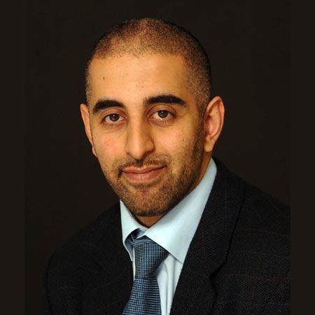 Raj Samani, EMEA chief technology officer, Intel Security