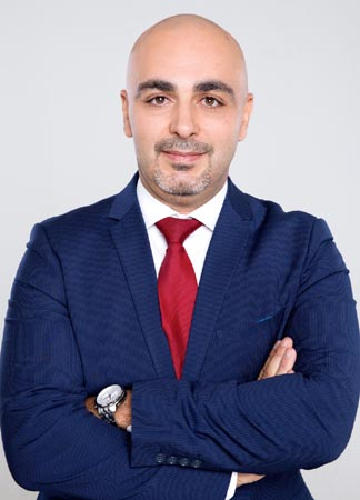 Yazen Jammalieh, sales director, Ferrostaal Technology Solutions L.L.C.