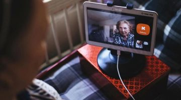 'SKYPE FOR GRANNIES' PIVOTS TO DIGITALISE ELDERLY CARE