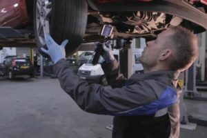 FORD IS FIRST CAR MAKER TO USE CUSTOMER VIDEO ACROSS EUROPE
