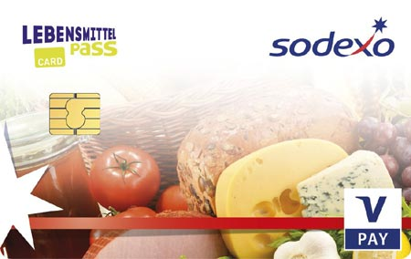 CARD SUPPLEMENTS VOUCHERS: SIX PAYMENT SERVICES ALLOWS EASY ACCEPTANCE OF SODEXO CARDS IN RESTAURANTS