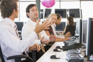 SENIOR DECISION MAKERS REVEAL PEOPLE SKILLS ARE AN EMPLOYEE'S MOST VALUABLE ASSET